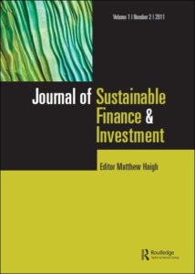 journal sustainbale cover